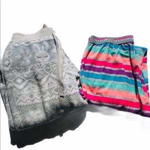 Justice lot of two sleep pants lounge